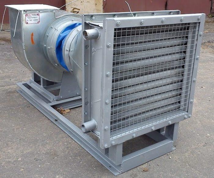 Отопительные агрегаты. что собой представляет воздушно-отопительный агрегат?