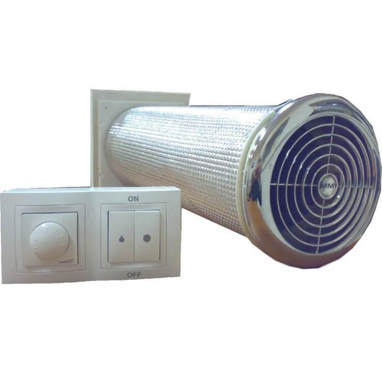 Как правильно обустроить в квартире приточную вентиляцию с фильтрацией?
