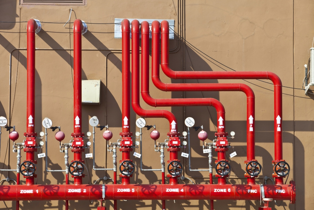 Виды и область применения противопожарного водопровода