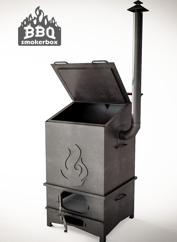 Как отдохнуть с огоньком: садовая печь с казаном или камином, для сжигания мусора и не только