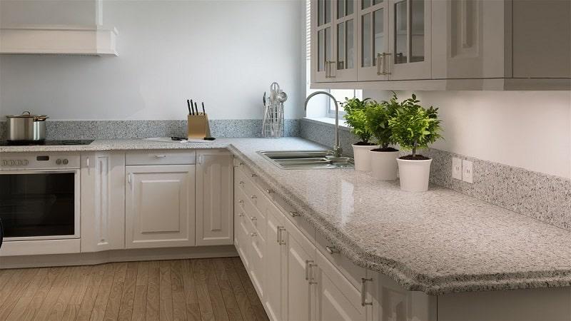 Столешница для кухни: как выбрать, обзор плюсов и минусов, инфографика, видео