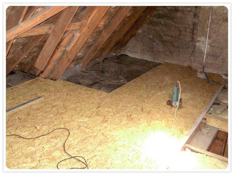 Как утеплить мансарду в деревянном доме и чем? | тепломонстр