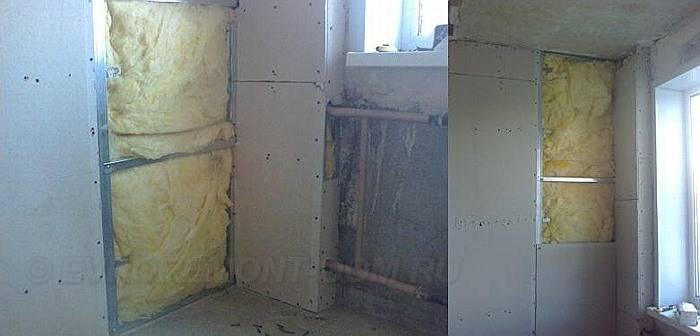 Как утеплить стены в панельном доме изнутри пенополиуретаном, пенополистиролом