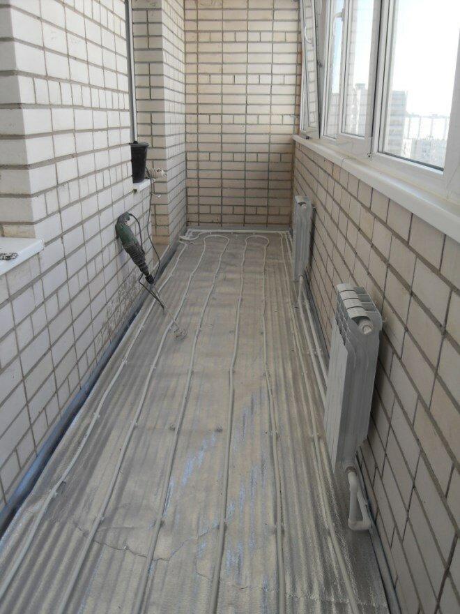 Как обогреть балкон и лоджию зимой: виды обогревателей, методы отопления