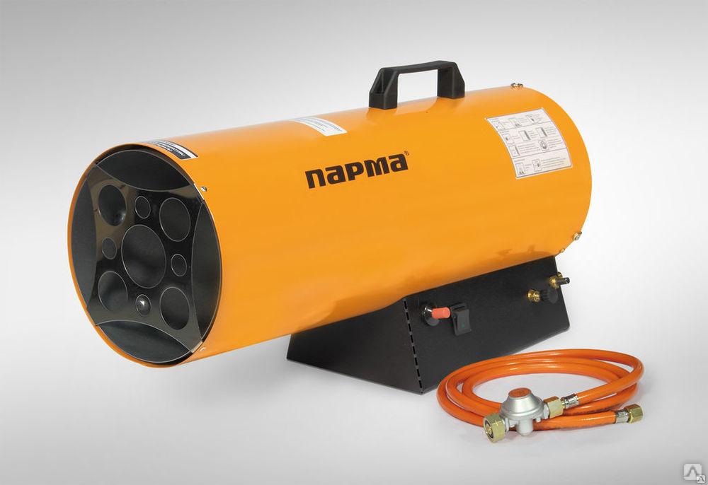 Газовая пушка тепловая: специфичность оборудования и правила использования