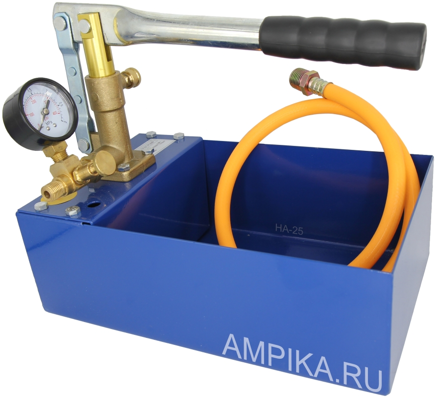 Проведение опрессовки и гидроиспытаний отопительной системы
