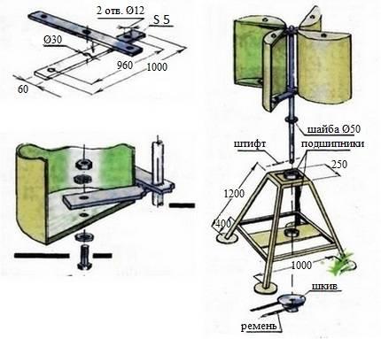 Как сделать ветрогенератор своими руками?