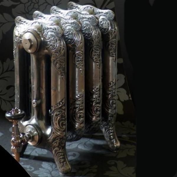 Ретро-радиаторы: видео-инструкция по монтажу своими руками, особенности  чугунных батарей отопления в старинном стиле, цена, фото