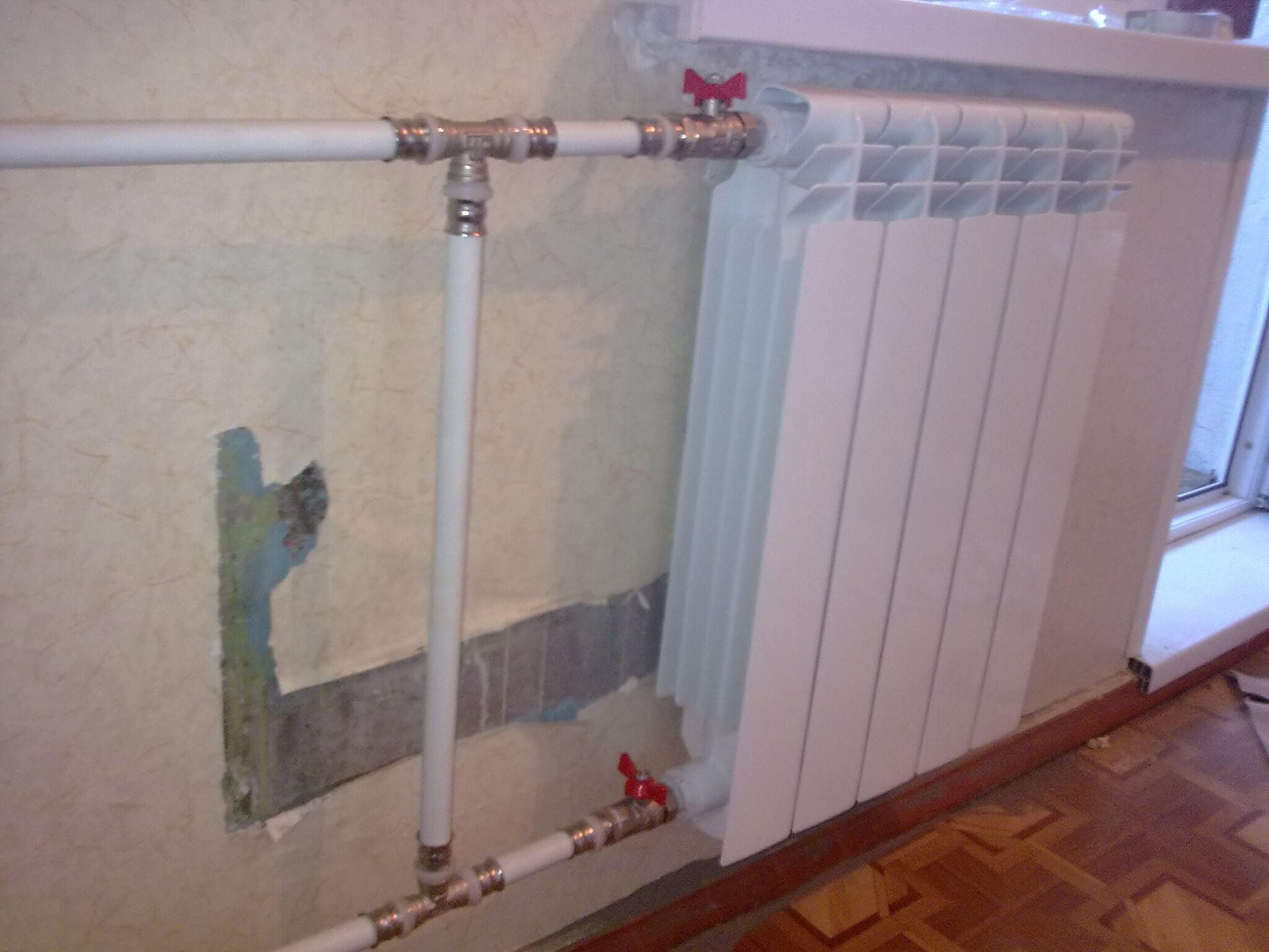 Порядок проведения замены стояков водоснабжения в квартире