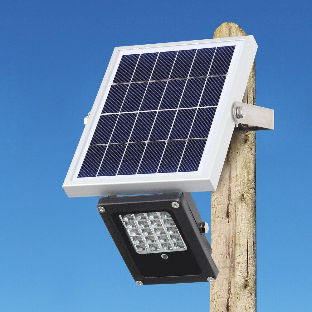 Автономное солнечное освещение на улице, во дворе, на даче