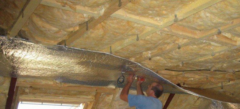 5 вариантов утепления гаража изнутри | строительный блог вити петрова