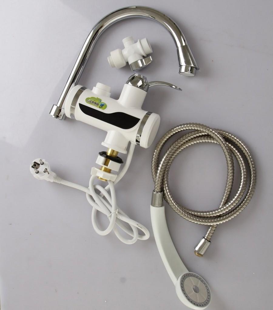 Принцип работы проточного электрического водонагревателя на кран: выбор, преимущества и недостатки