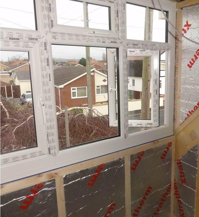 Французские окна на балкон: установка французского балкона