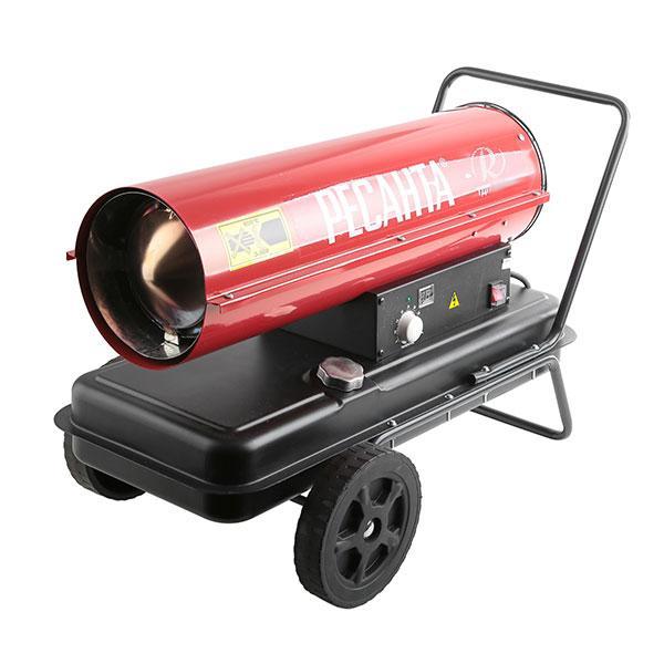 Топ 10 дизельных тепловых пушек непрямого нагрева: лучшие модели для гаража