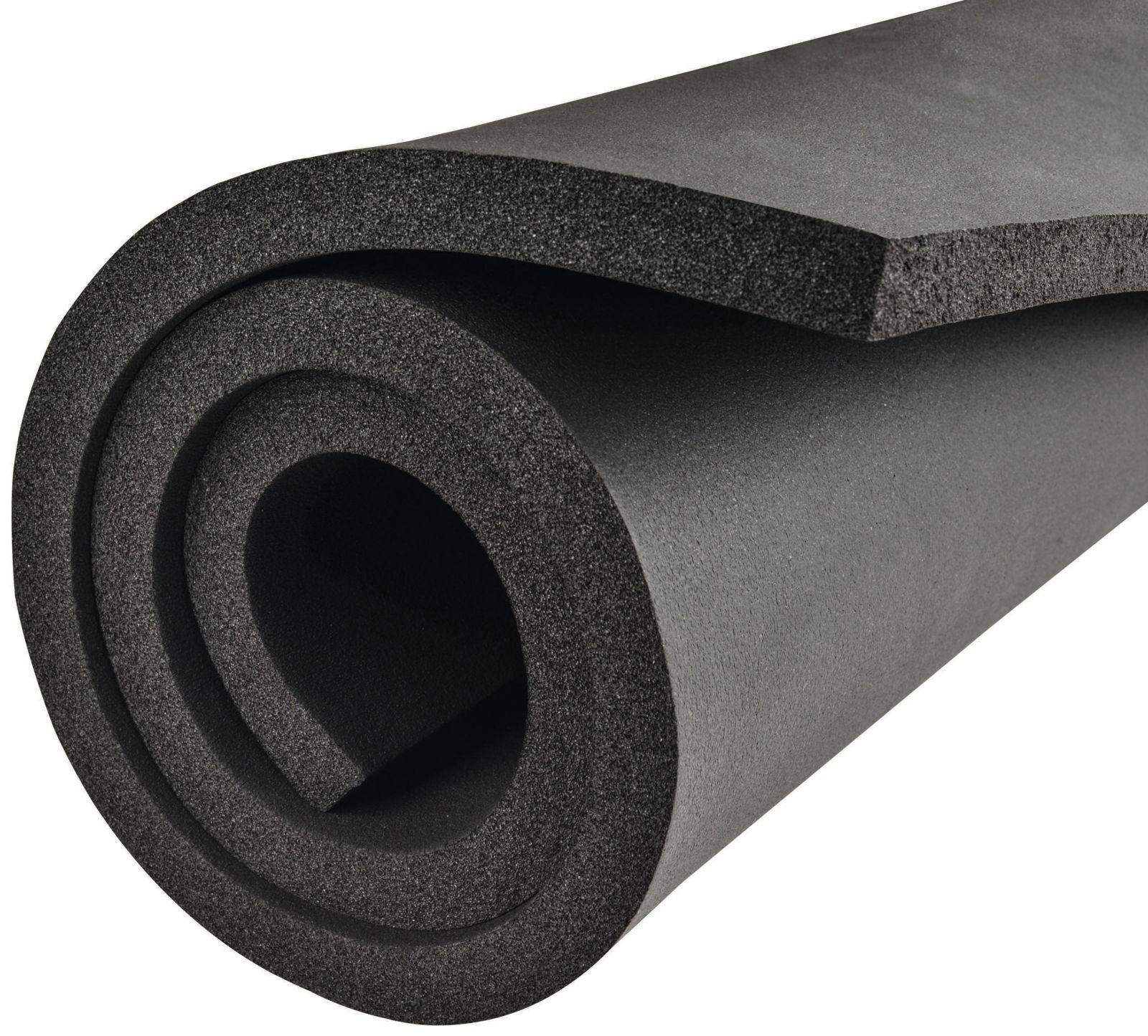 Утепление трубопроводов: вспененный каучук
