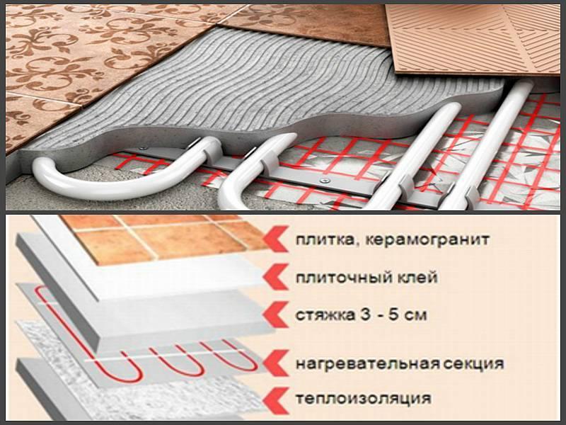 Теплый пол под плитку: какой лучше выбрать