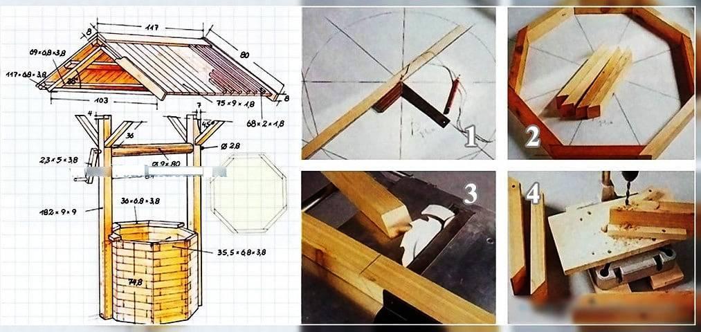 Как сделать колодец своими руками: самостоятельное устройство и строительство