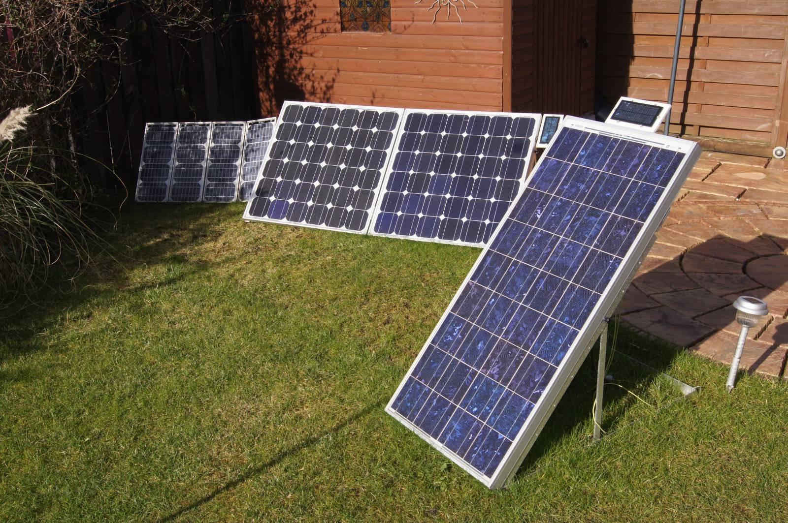 Отопление частного дома солнечными батареями: схемы и устройство