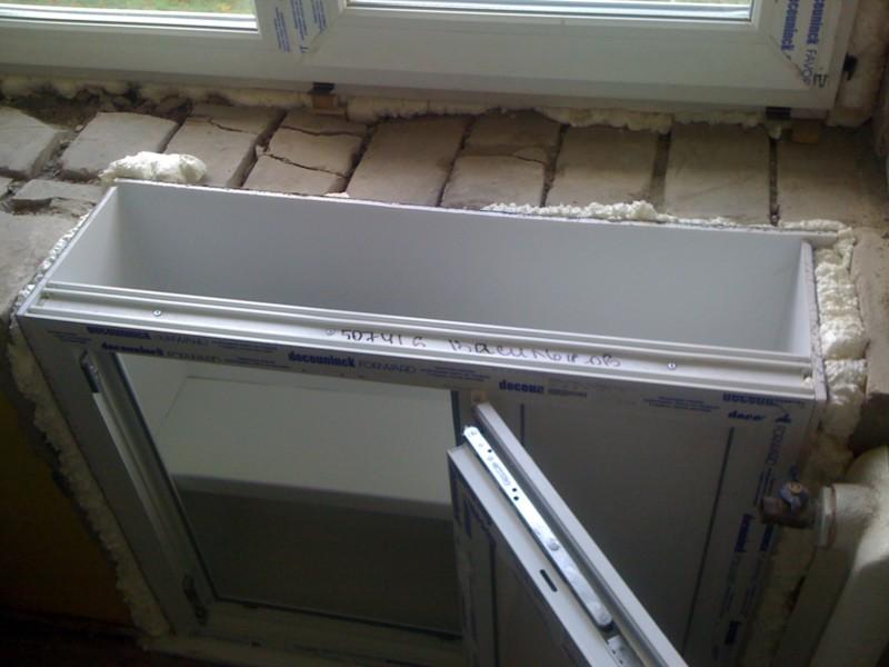 Хрущевский холодильник: как преобразовать в стене сталинской кухни, под окном, зимний, переделка, отделка своими руками, утеплить, из пластика, уличный, сделать, заделать, идеи