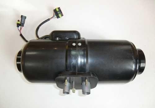 Отопитель воздушный универсальный дизельный планар 4дм-24в 3квт адверс - 4дм2-24-s, сб.2040 - авто-альянс