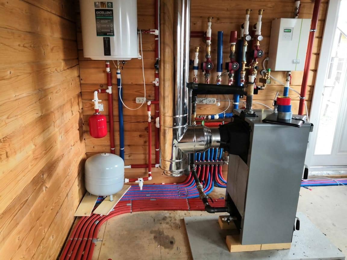 Какое отопление лучше для частного дома: разновидности обогрева, как сделать правильный выбор способа