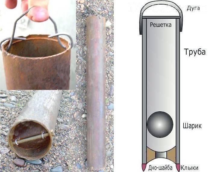Желонка для скважины своими руками: инструкция по изготовлению