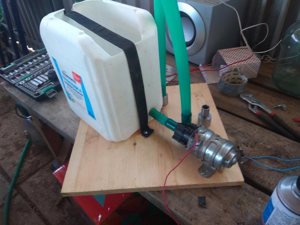 Оборудование для промывки теплообменников и систем отопления rothenberger