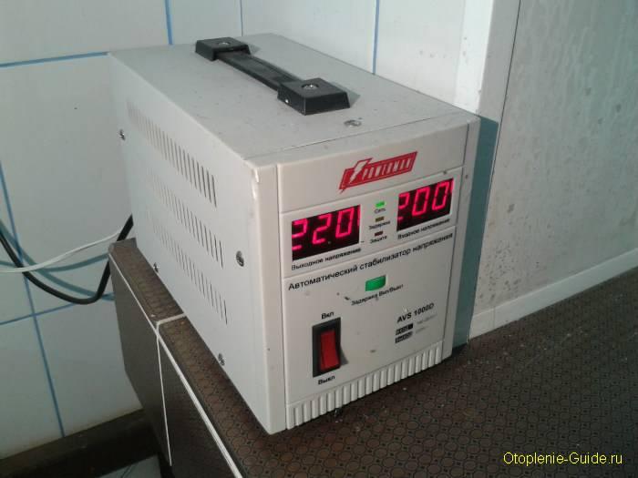 Стабилизатор напряжения для газового котла: рейтинг лучших производителей, выбираем модели teplocom и «штиль» на 220 в