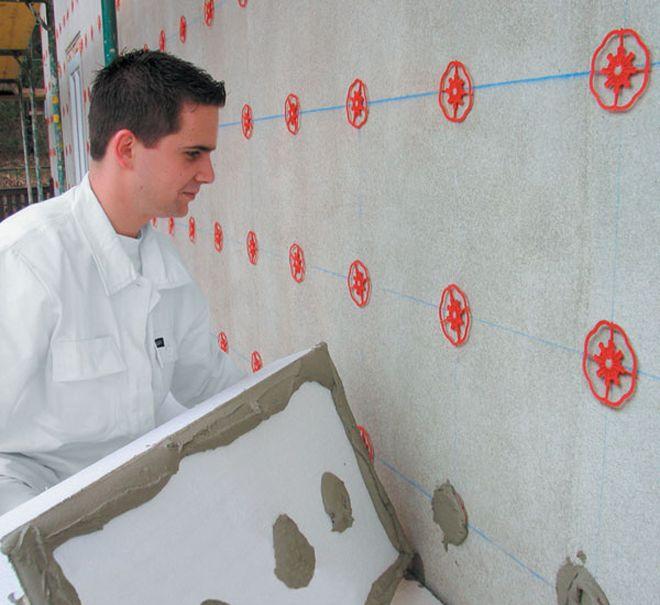 Утепление фасада пенополистиролом - технология монтажа и основные этапы работ