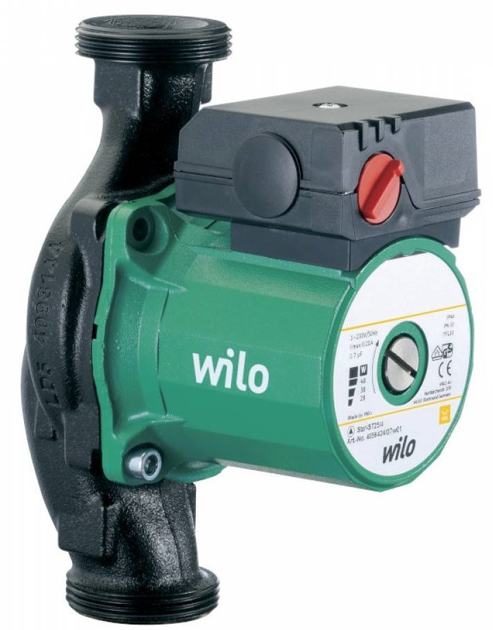 Насосы wilo: технические характеристики и сферы применения