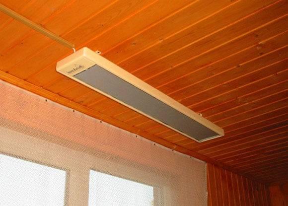 Инфракрасные обогреватели с терморегулятором для дачи: как правильно выбрать?