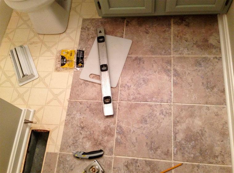 Как обновить швы между плиткой в ванной: топ 7 лучших способов