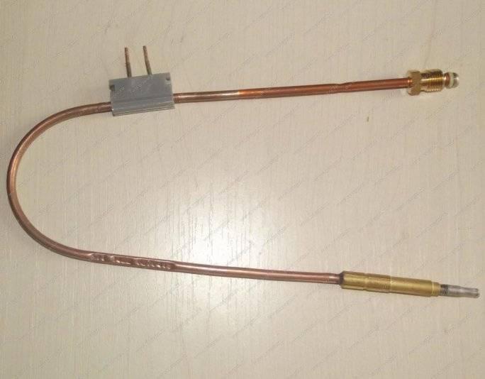 Термопара для газового котла: монтаж и устройство