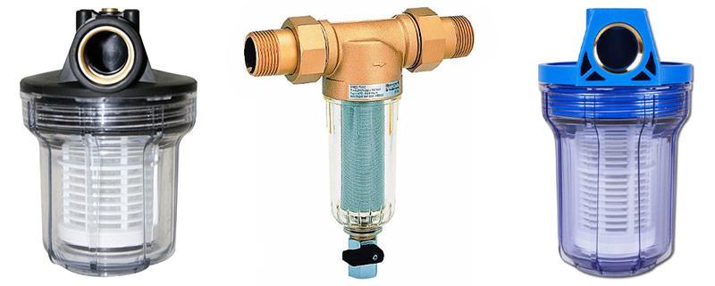 Обзор фильтров тонкой и грубой очистки воды: как выбрать и установить