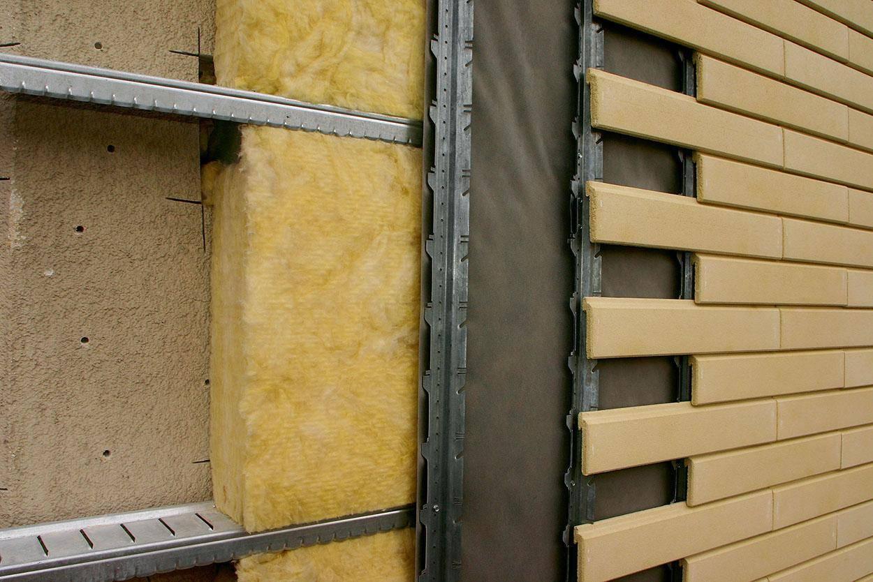 Утепление стен дома снаружи: лучший утеплитель под сайдинг