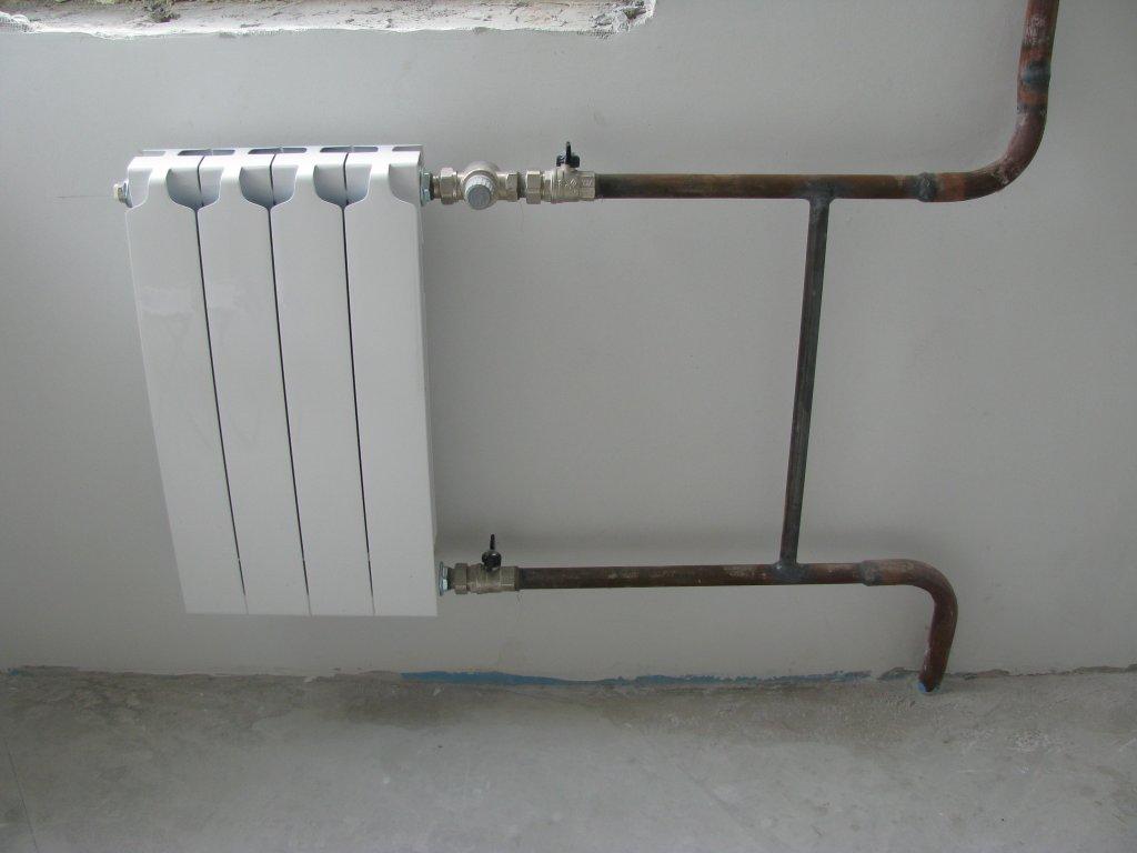 Как выбрать трубы для отопления