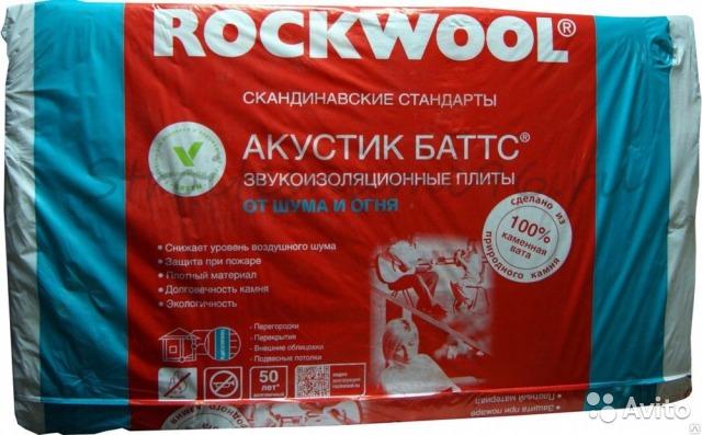 Rockwool акустик баттс: технические характеристики звукоизоляции, инструкция по монтажу, видео, фото