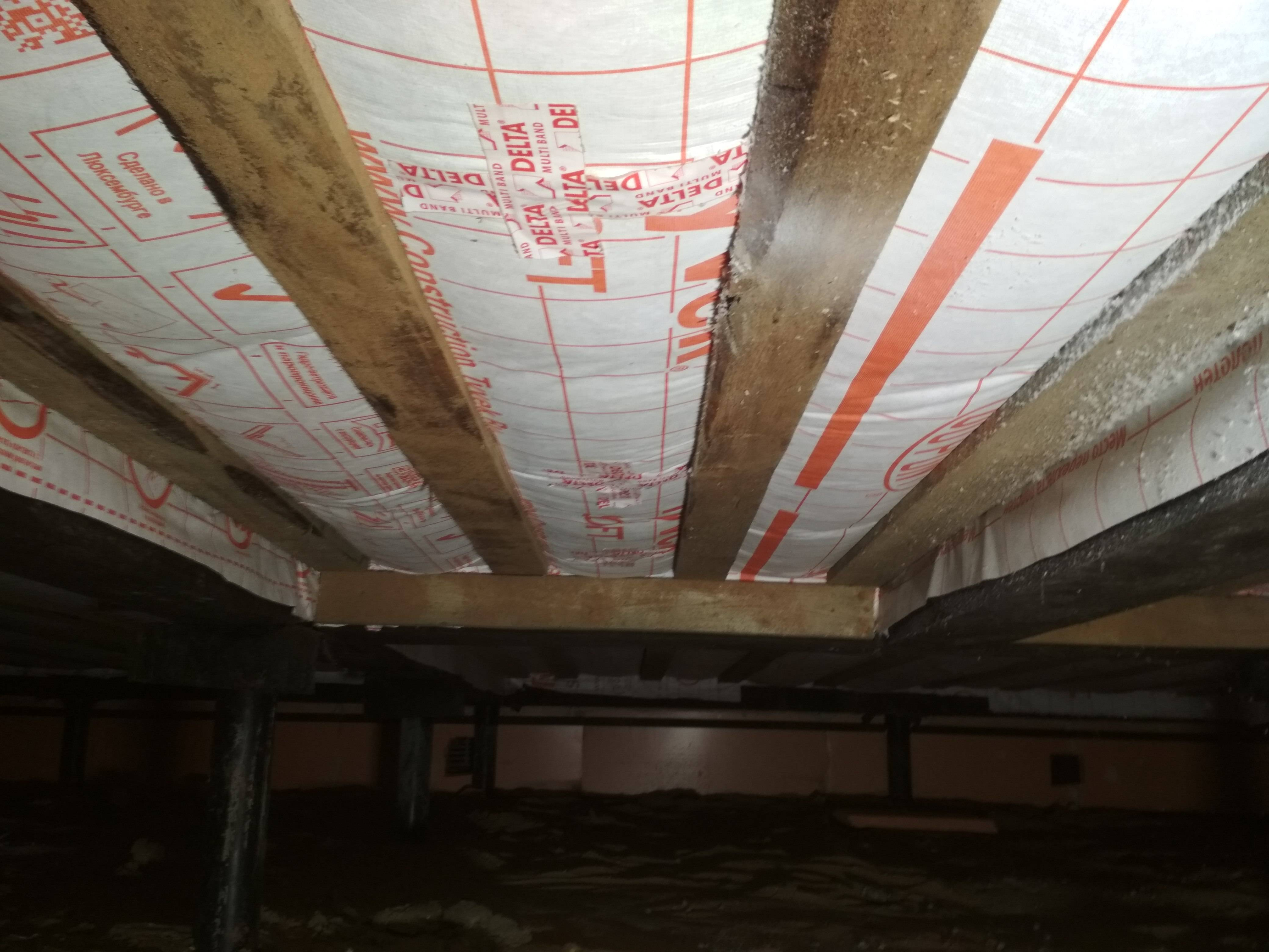 Как утеплить пол в подвале - особенности теплоизоляции | стройсоветы