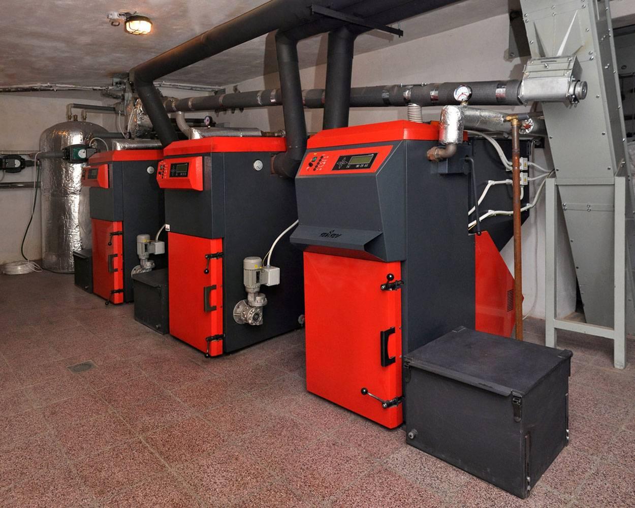 Комбинированные котлы отопления газ-дрова для частного дома, многотопливные агрегаты на жидком и твердом топливе