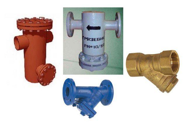 Грязевики для систем отопления: описание, принцип работы
