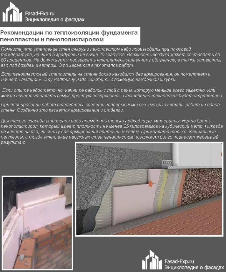 Пенополистирольные плиты для наружного утепления дома: особенности утепления каркасного дома, подготовка стен, монтаж утеплителя, возможные ошибки