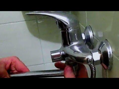 Азы устройства и ремонта смесителей в ванной для новичков