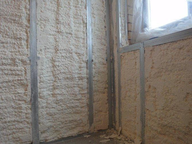 Пароизоляция балкона: нужна ли отделка лоджии пароизоляцией при утеплении