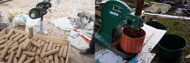 Топливные брикеты из опилок своими руками: технология изготовления в домашних условиях