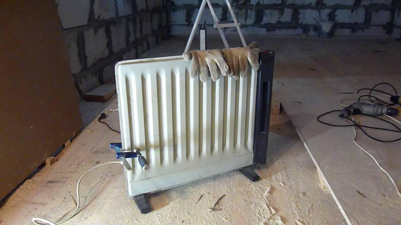 Самый экономный из 3 способов отопления гаража