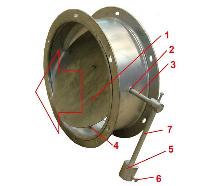 Вентиляционная решетка с обратным клапаном: устройство и виды + рекомендации по установке