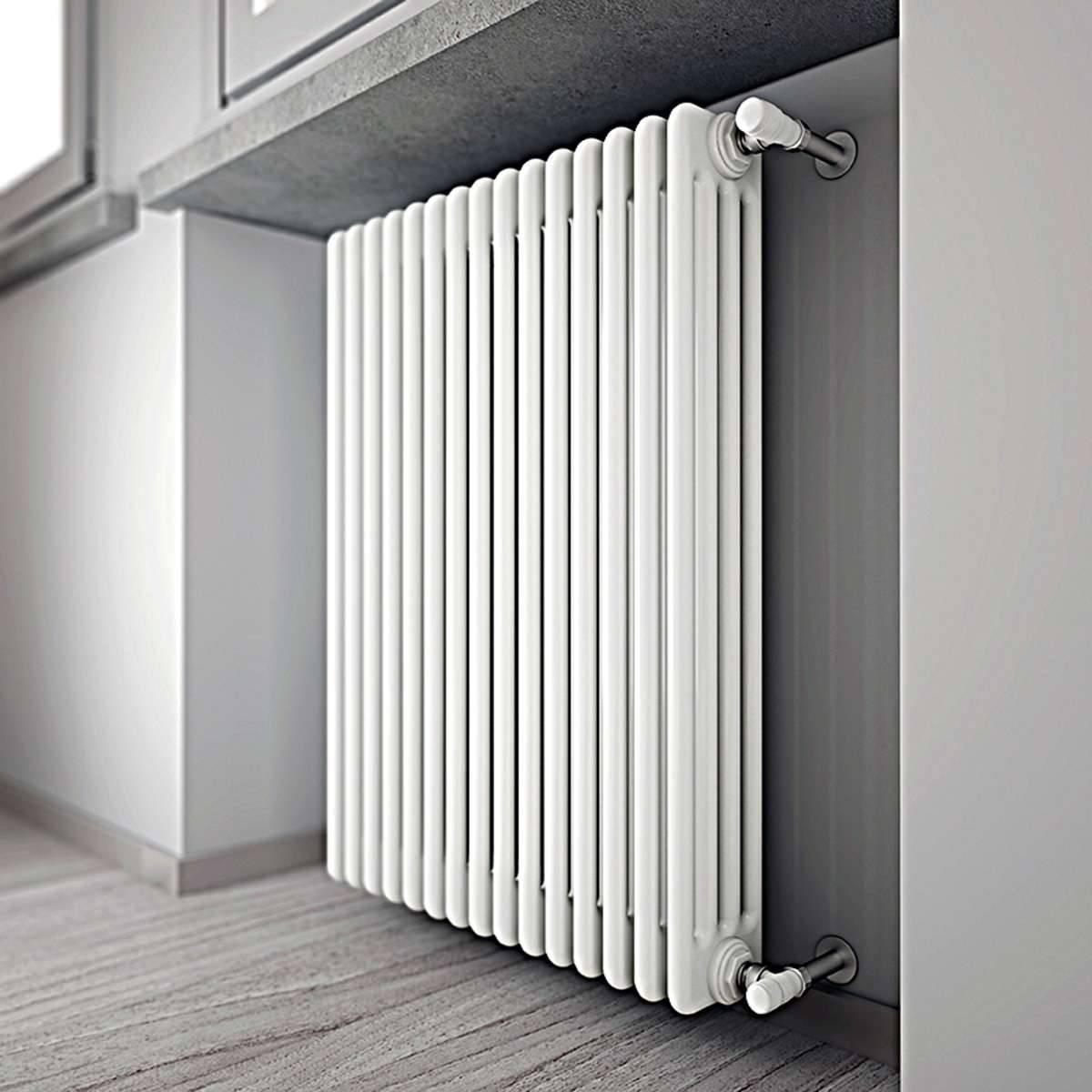 Трубчатые радиаторы отопления: что это такое, их особенности и использование