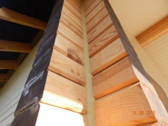 Когда необходимо утеплять углы деревянных домов, и как это делать. как утеплить углы дома из бруса?