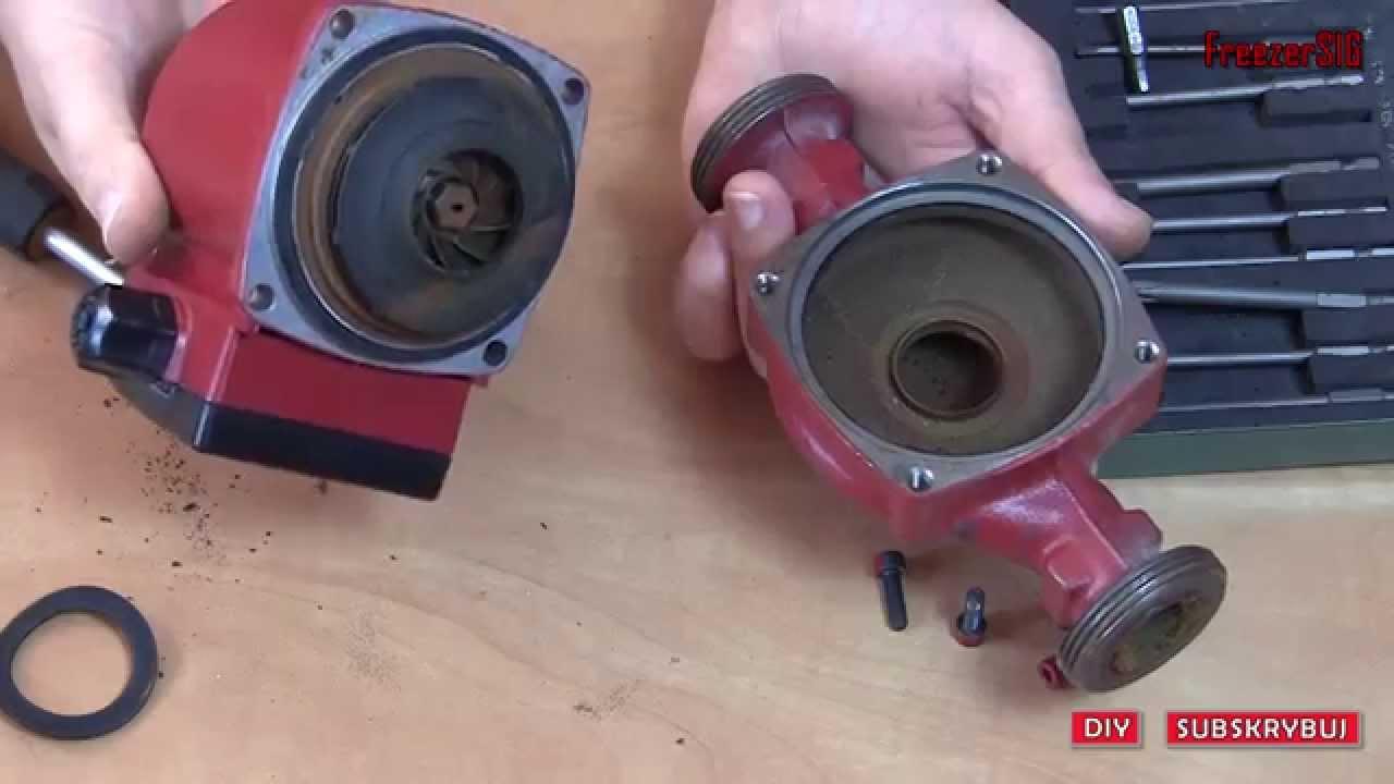 Ремонт циркуляционного насоса для отопления, варианты устранения поломки ремонт циркуляционного насоса для отопления, варианты устранения поломки