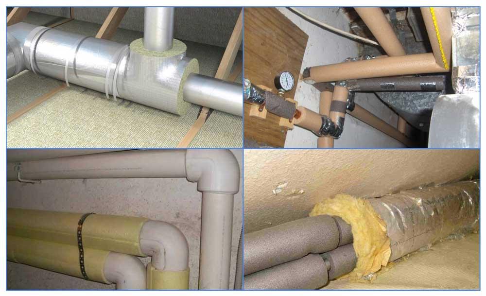 Утеплитель для канализационных труб в грунте – нужен ли он + видео